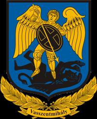 Vasszentmihály címere